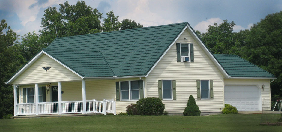 Metal Roofing by Swimme & Son