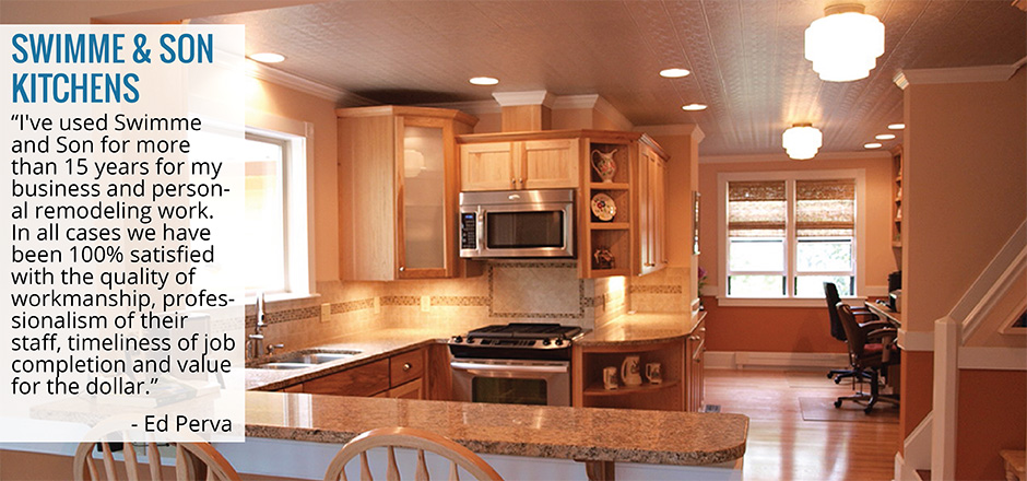 Kitchens by Swmme & Son